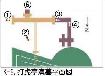 K9打虎亭漢墓平面図.jpg